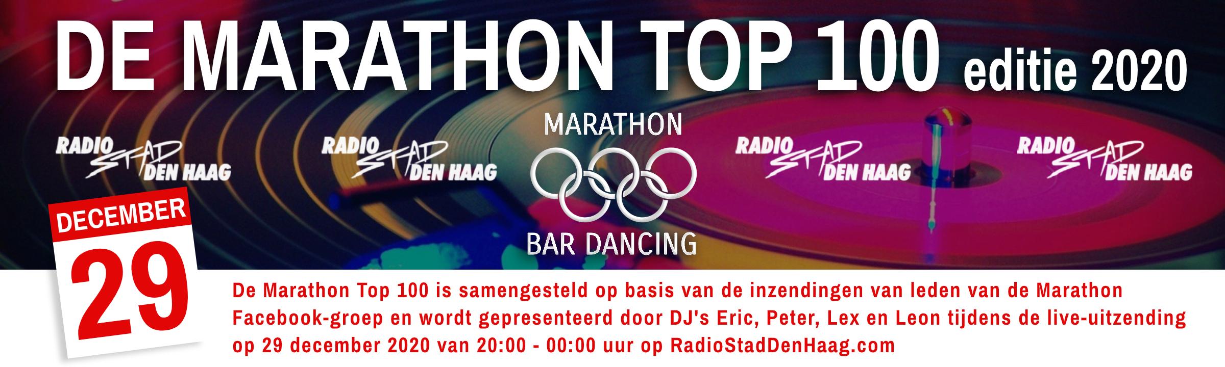 Header All Time Marathon Top 100 by Dirk van den Broek